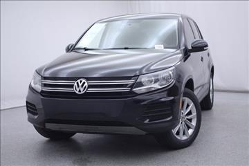 2014 Volkswagen Tiguan for sale in Phoenix, AZ