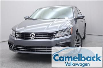 2017 Volkswagen Passat for sale in Phoenix, AZ