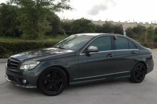 2009 Mercedes-Benz C-Class for sale in Hialeah, FL