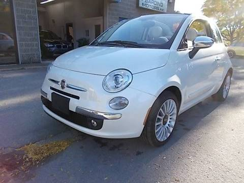 2017 FIAT 500c for sale in Saratoga Springs, NY