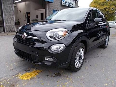 2016 FIAT 500X for sale in Saratoga Springs, NY