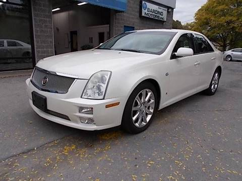 2006 Cadillac STS for sale in Saratoga Springs, NY