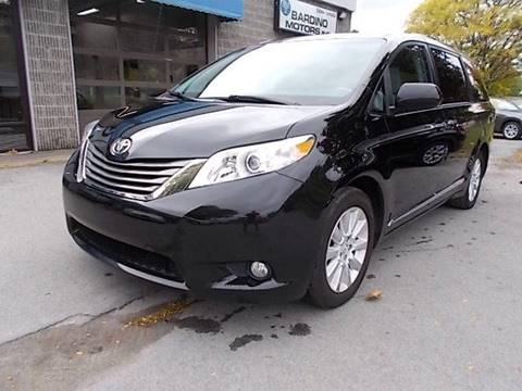 2013 Toyota Sienna for sale in Saratoga Springs, NY