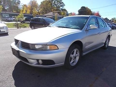 2002 Mitsubishi Galant for sale in Saratoga Springs, NY