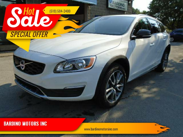 2017 Volvo V60 Cross Country Awd T5 Premier 4dr Wagon In Saratoga