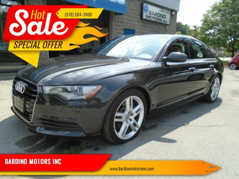 2015 Audi A6 for sale in Saratoga Springs, NY
