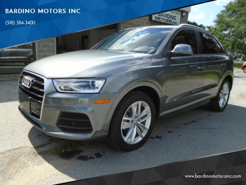 2017 Audi Q3 for sale in Saratoga Springs, NY