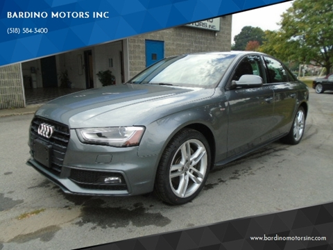 2016 Audi A4 for sale in Saratoga Springs, NY