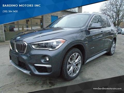2017 BMW X1 xDrive28i for sale at BARDINO MOTORS INC in Saratoga Springs NY