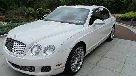 2011 Bentley Continental Flying Spur Speed for sale in Rose Bud, AR