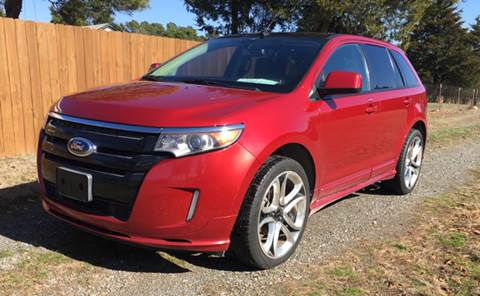 2011 Ford Edge for sale in Rose Bud AR