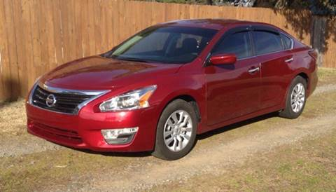 2014 Nissan Altima for sale in Rose Bud AR