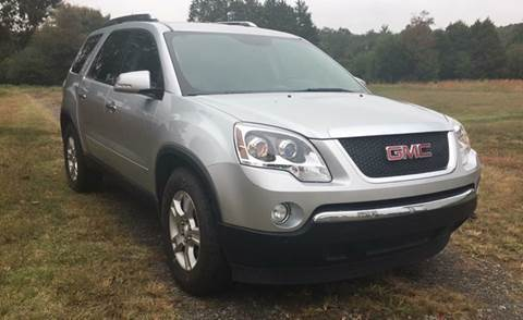 2008 GMC Acadia for sale in Rose Bud, AR