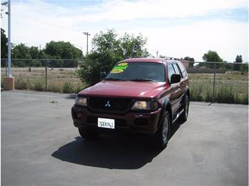 2003 Mitsubishi Montero Sport for sale in Stockton, CA