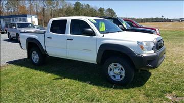 2013 Toyota Tacoma for sale in Selbyville, DE