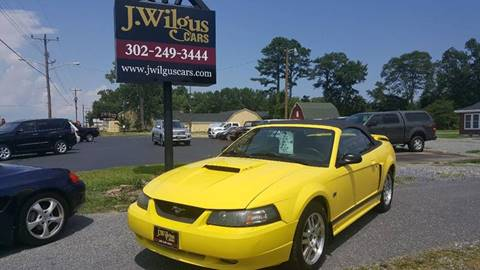 2003 Ford Mustang for sale in Selbyville, DE