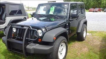 2008 Jeep Wrangler for sale in Selbyville, DE