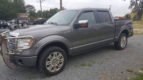 2010 Ford F-150 for sale in Selbyville, DE