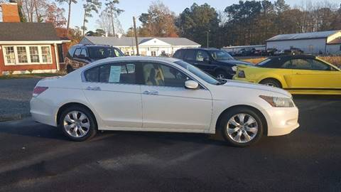 2008 Honda Accord for sale in Selbyville, DE