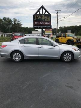 2012 Honda Accord for sale in Selbyville, DE