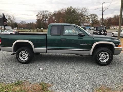 2000 Dodge Dakota for sale in Selbyville, DE