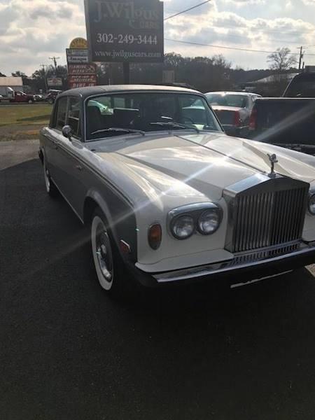 1974 Rolls-Royce Silver Shadow SILVER SHADOW 11 - Selbyville DE