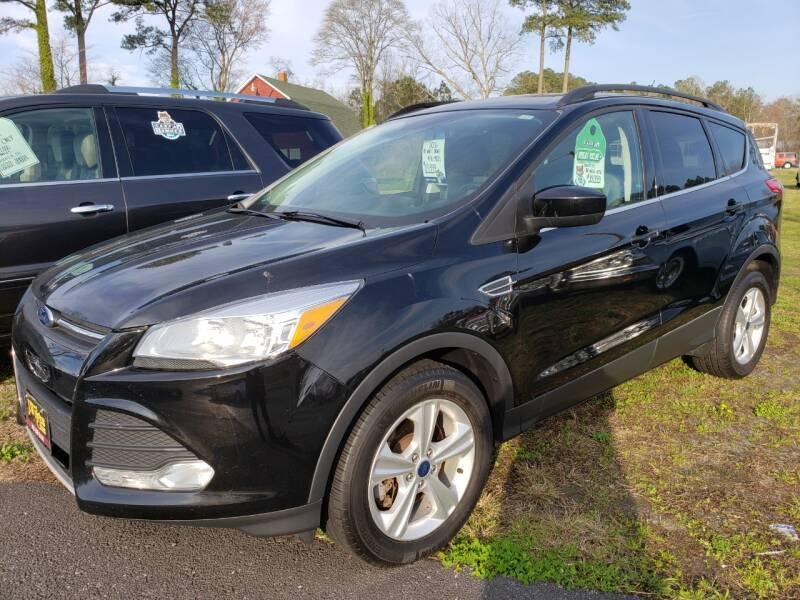 2016 Ford Escape AWD SE 4dr SUV - Selbyville DE