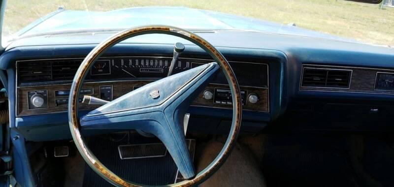 1971 Cadillac DeVille  - Selbyville DE