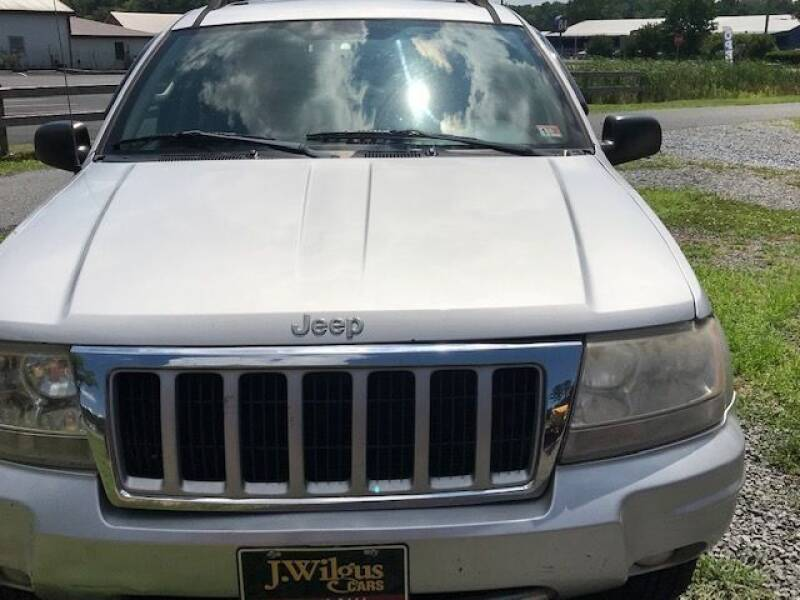 2004 Jeep Grand Cherokee Limited 4WD 4dr SUV - Selbyville DE