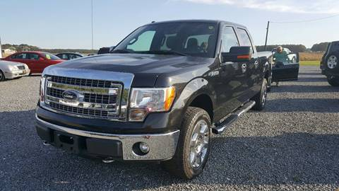 2014 Ford F-150 for sale in Selbyville, DE