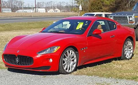 2010 Maserati GranTurismo for sale in Selbyville, DE