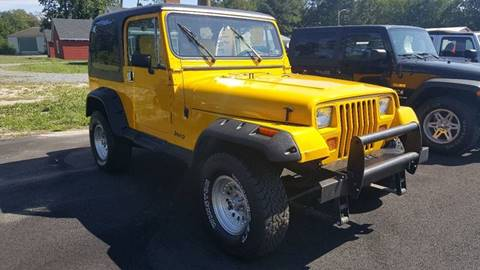 1989 Jeep Wrangler for sale in Selbyville, DE
