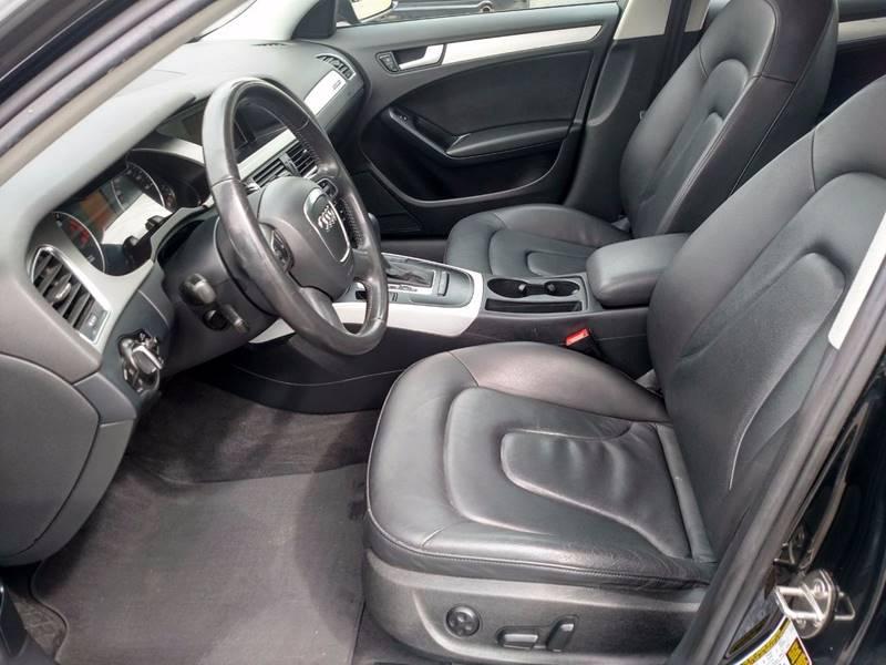 2010 Audi A4 AWD 2.0T quattro Premium 4dr Sedan 6A - Auburn ME