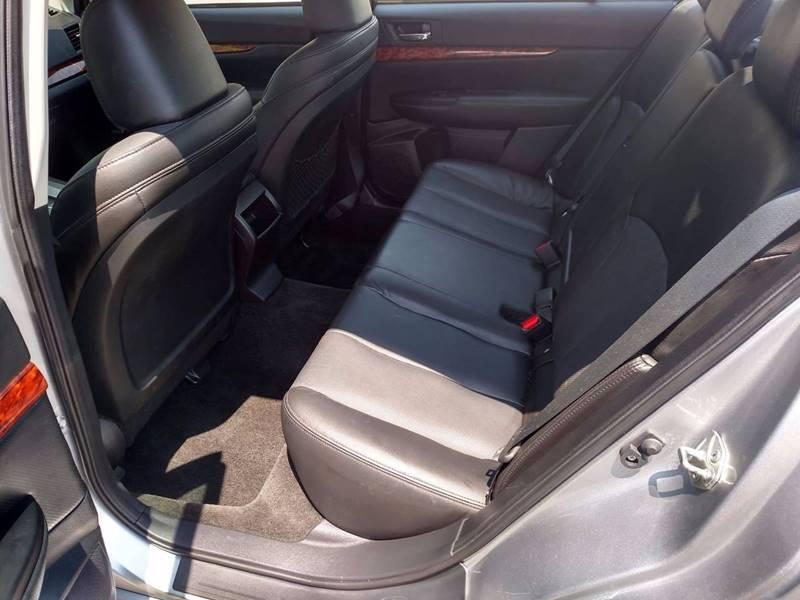 2012 Subaru Legacy AWD 2.5i Limited 4dr Sedan CVT - Auburn ME
