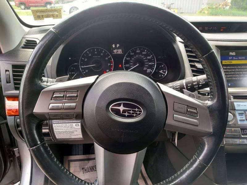 2011 Subaru Outback AWD 3.6R Limited 4dr Wagon - Auburn ME