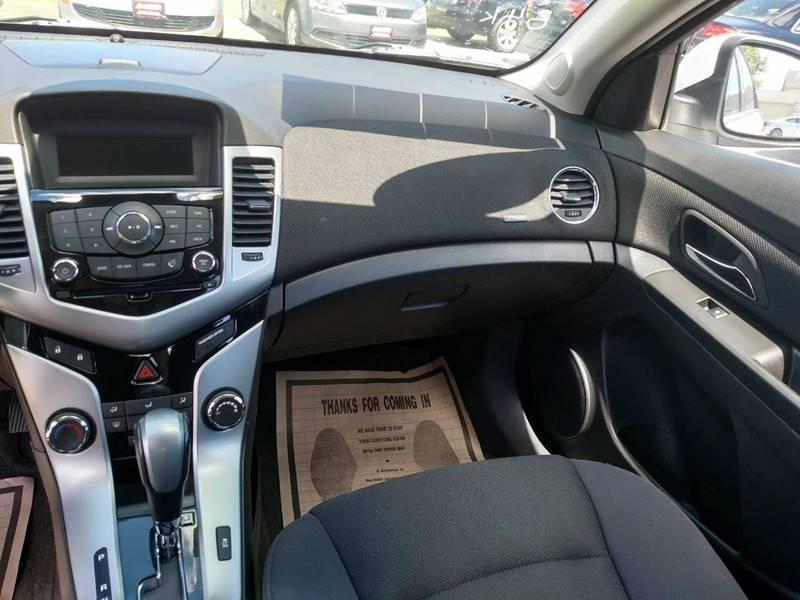 2013 Chevrolet Cruze 1LT Auto 4dr Sedan w/1SD - Auburn ME