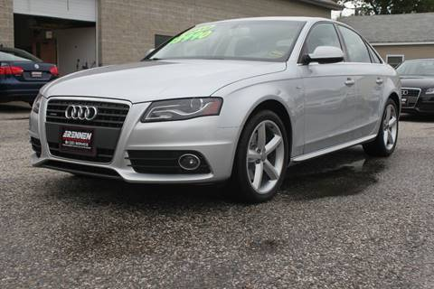 2012 Audi A4 for sale in Auburn, ME