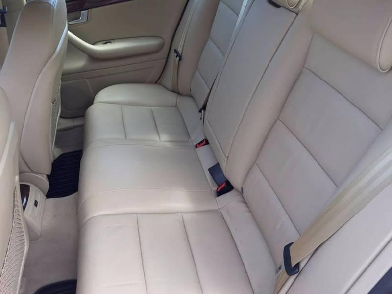 2007 Audi A4 AWD 2.0T quattro 4dr Sedan (2L I4 6A) - Auburn ME