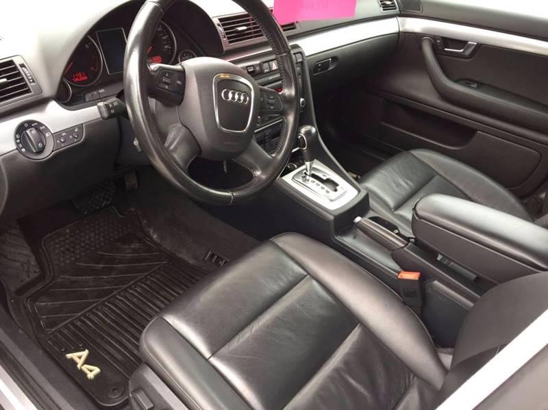 2008 Audi A4 AWD 2.0T Special Ed. quattro 4dr Sedan (2L I4 6A) - Auburn ME