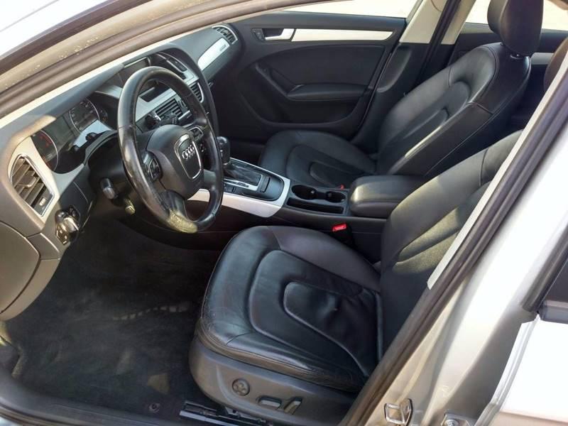 2011 Audi A4 AWD 2.0T quattro Avant Premium 4dr Wagon - Auburn ME
