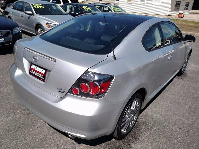 2008 Scion tC 2dr Hatchback 5M - Auburn ME