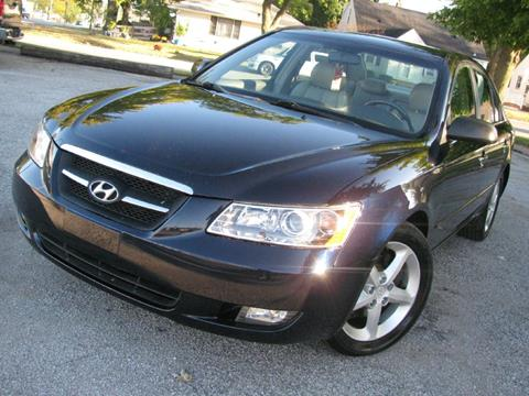 2007 Hyundai Sonata for sale in Highland, IN