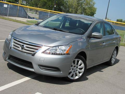 2014 Nissan Sentra for sale in Highland, IN