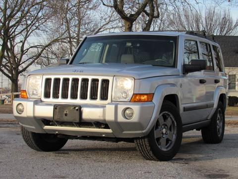 2006 Jeep Commander for sale in Highland, IN