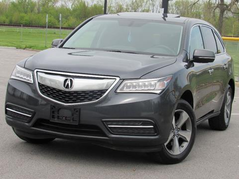 2015 Acura Mdx For Sale >> Used 2015 Acura Mdx For Sale Carsforsale Com
