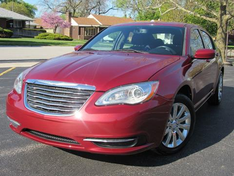 2012 Chrysler 200 for sale in Highland, IN