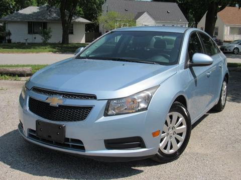2011 Chevrolet Cruze for sale in Highland, IN