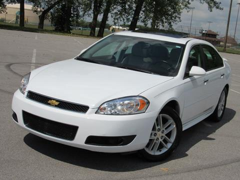 2012 Chevrolet Impala for sale in Highland, IN
