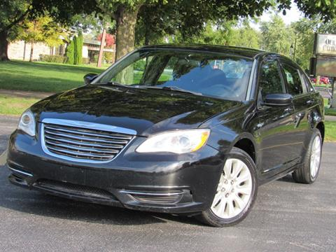2013 Chrysler 200 for sale in Highland, IN