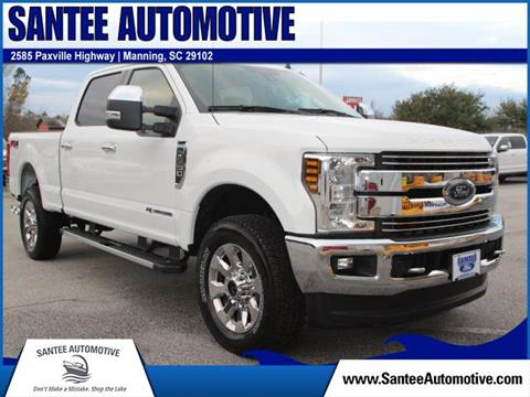 2018 Ford F-250 Super Duty for sale in Manning, SC